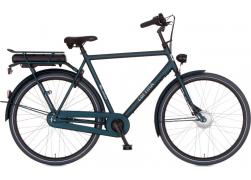Cortina E-U1 7V Deep Green Matt Herenfiets