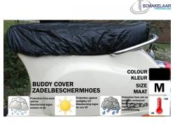 Zadelhoes Scooter Universeel Zwart Medium Aplus