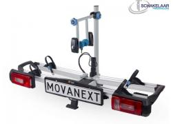 MovaNext Lux Plus Kantelbaar Fietsendrager