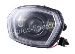 Led-Koplamp Projector Vespa Sprint Aplus