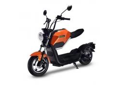 Sunra Miku Max Tiger Orange E-scooter
